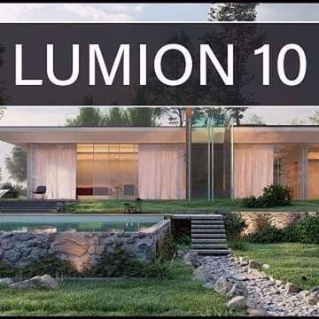 تصویر از آموزش Lumion 10